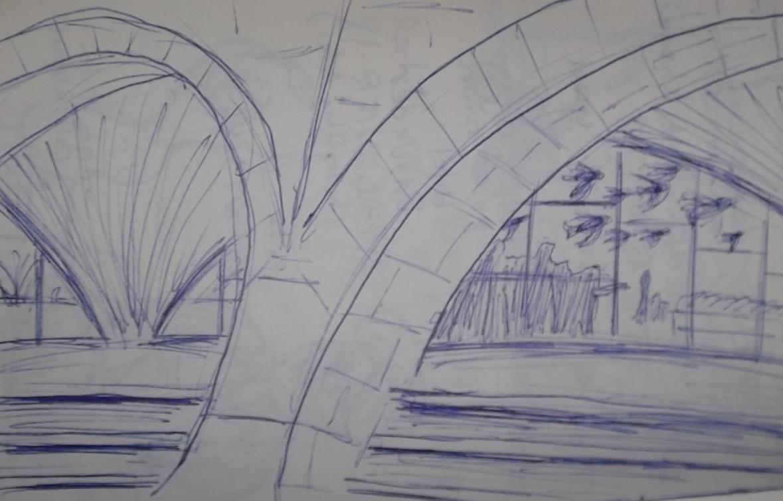 1179x754 India, Film, Life, Etc. Sketches