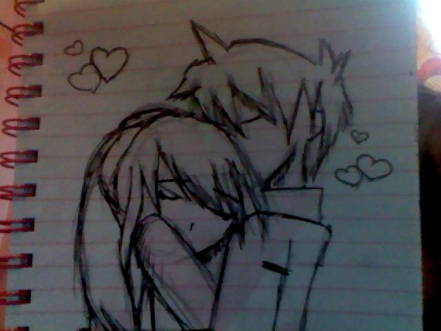640x480 Anime Love~ By Xmidnightfurx
