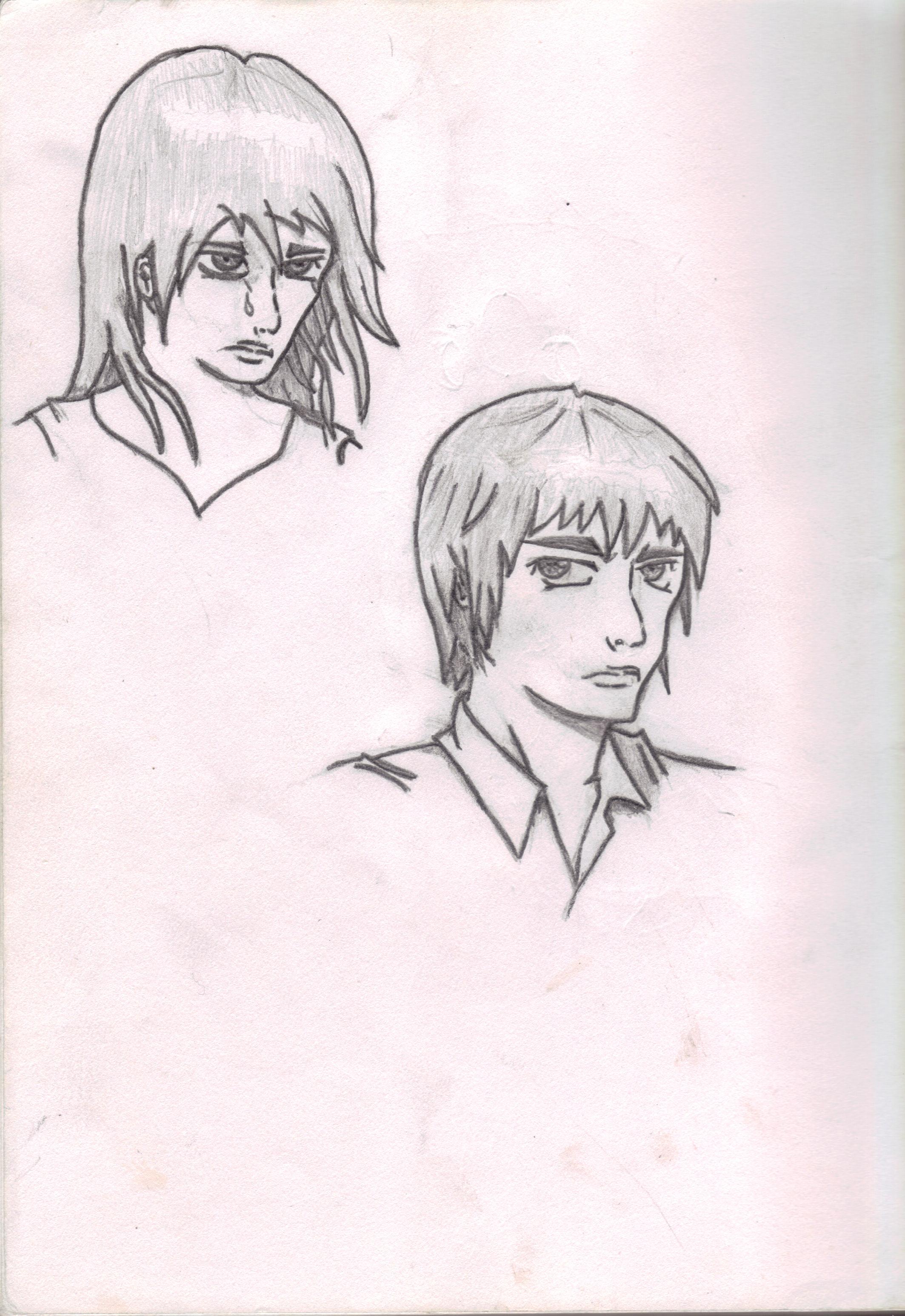 2127x3094 Sad Couple Cartoon Sketching Images For Gt Sad Love Anime Drawings