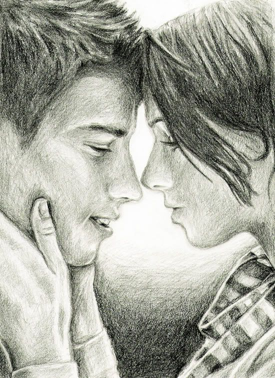 Best Realistic Love Drawing With Pencil