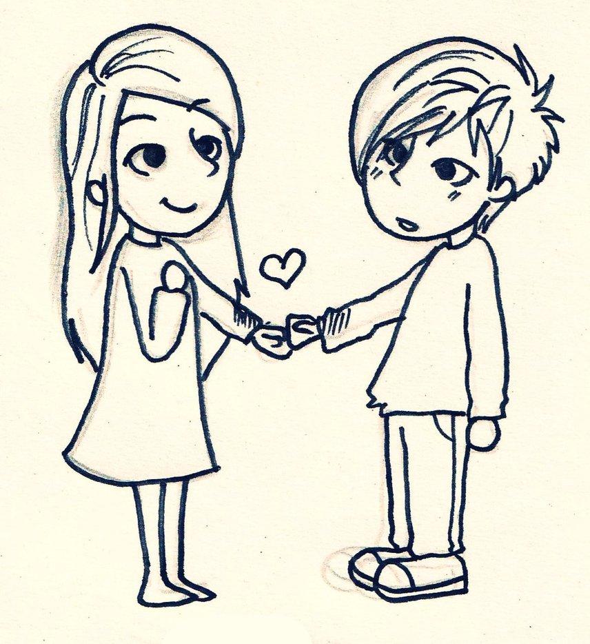 856x934 Cartoon Drawing Love Cartoon Drawing Love Cute Easy Drawings