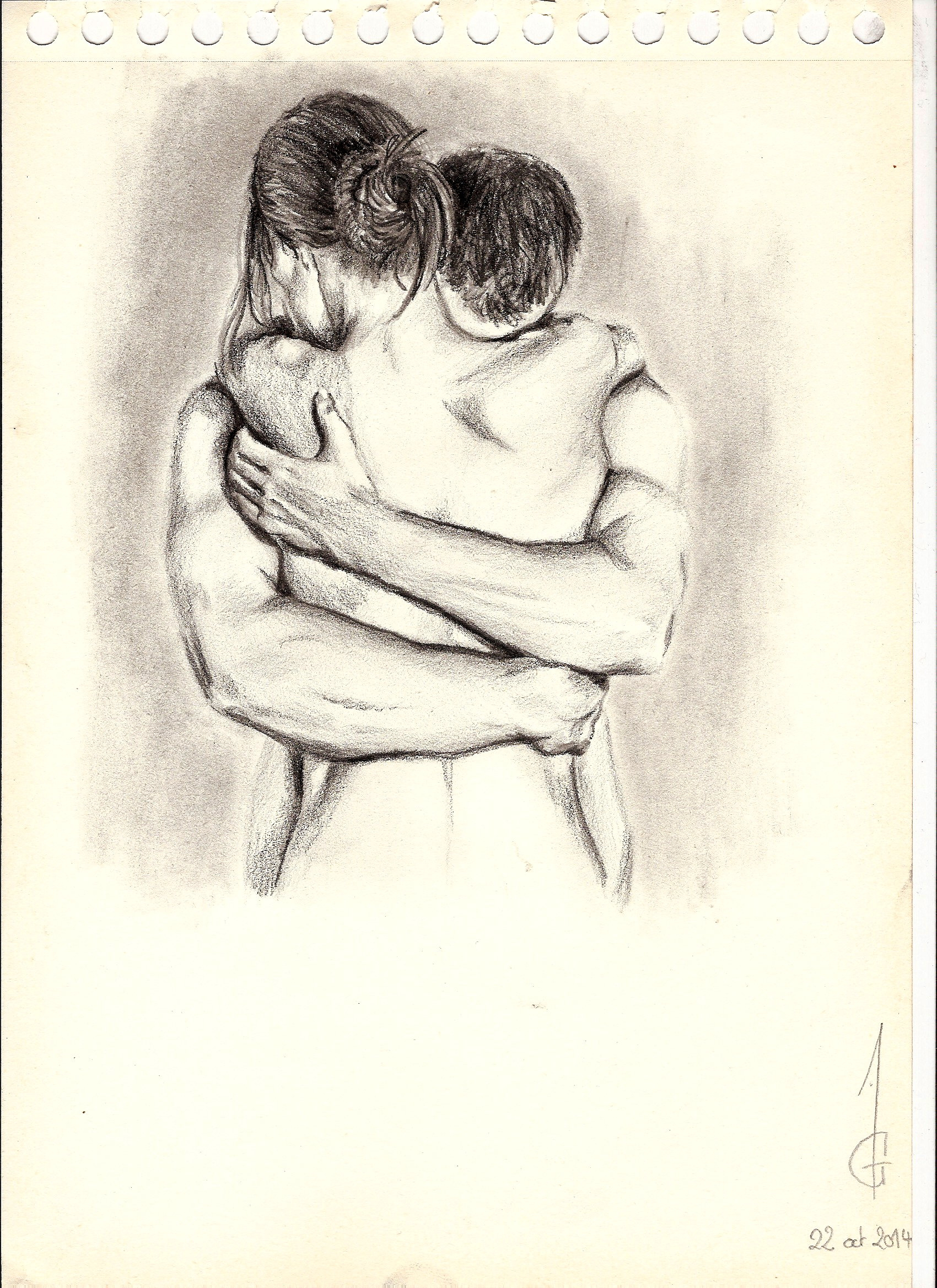 1700x2338 Kerala Love Couples Pencil Photo Drawing Of Lovers Couple Love