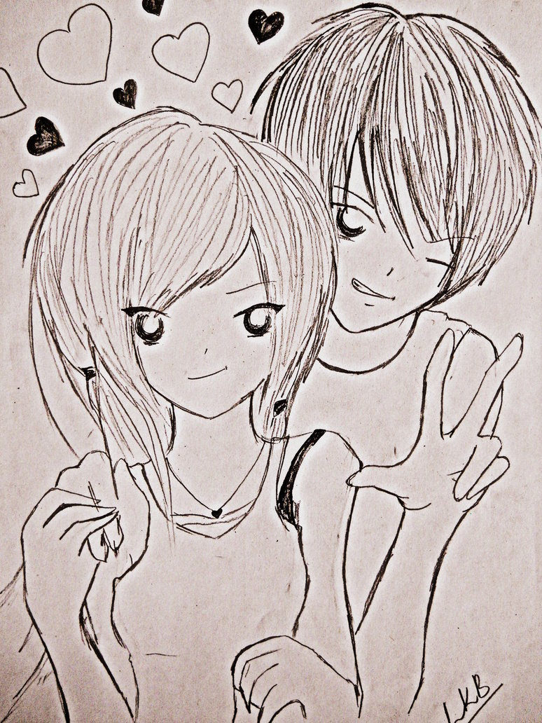 774x1032 Love Couple Drawing Images Love Drawings, Pencil Drawings