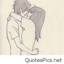 215x215 Love Couple Drawings, Pics, Quotes And Images 2016
