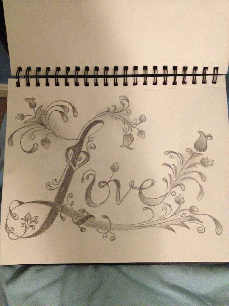 768x1024 easy drawing pictures pencil love easy love drawings in pencil