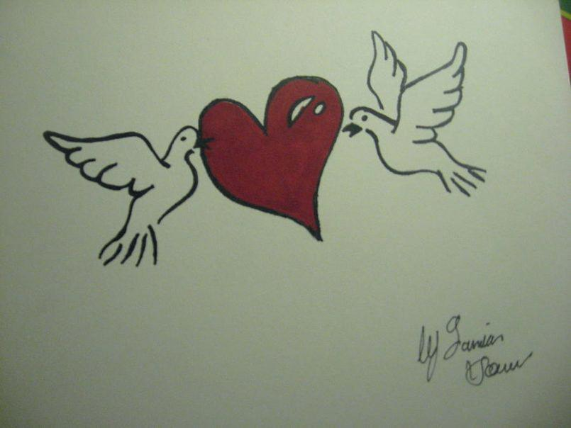 805x604 Heart Love Drawings Drawn Love Love Heart Love Heart Drawings