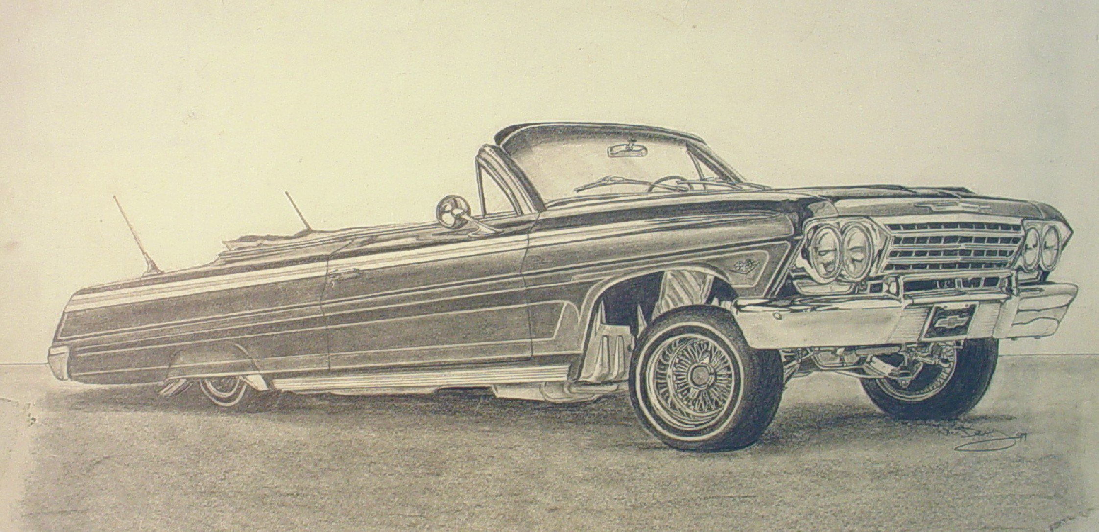 2244x1087 Lowrider By 71charger