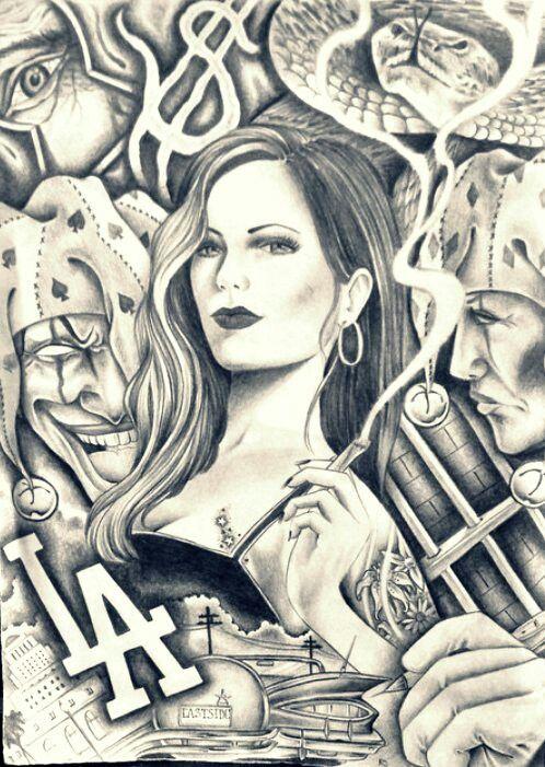 498x701 490 Best Hispanic Cultura Images On Chicano Art