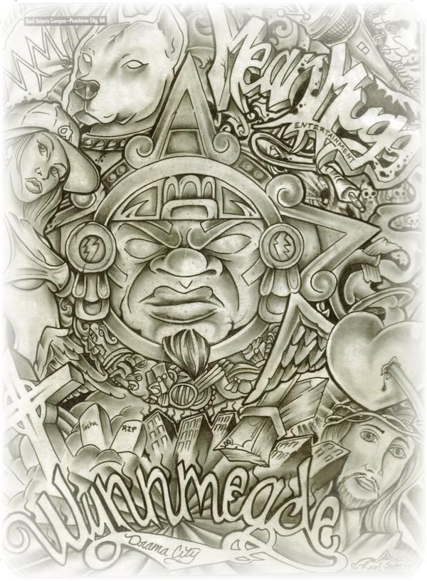 600x816 Lowrider Art Tattoos Lowrider Art, Drawings And Chicano