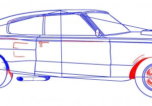 300x210 Sketch Cars Step Step