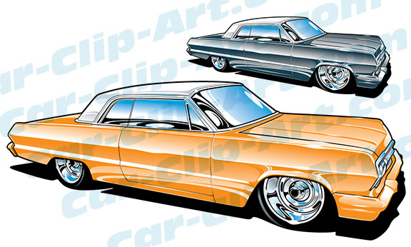 576x346 Lowrider Clipart