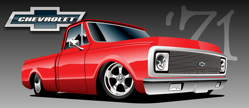 800x348 71 Chevy Truck By Kenpoist