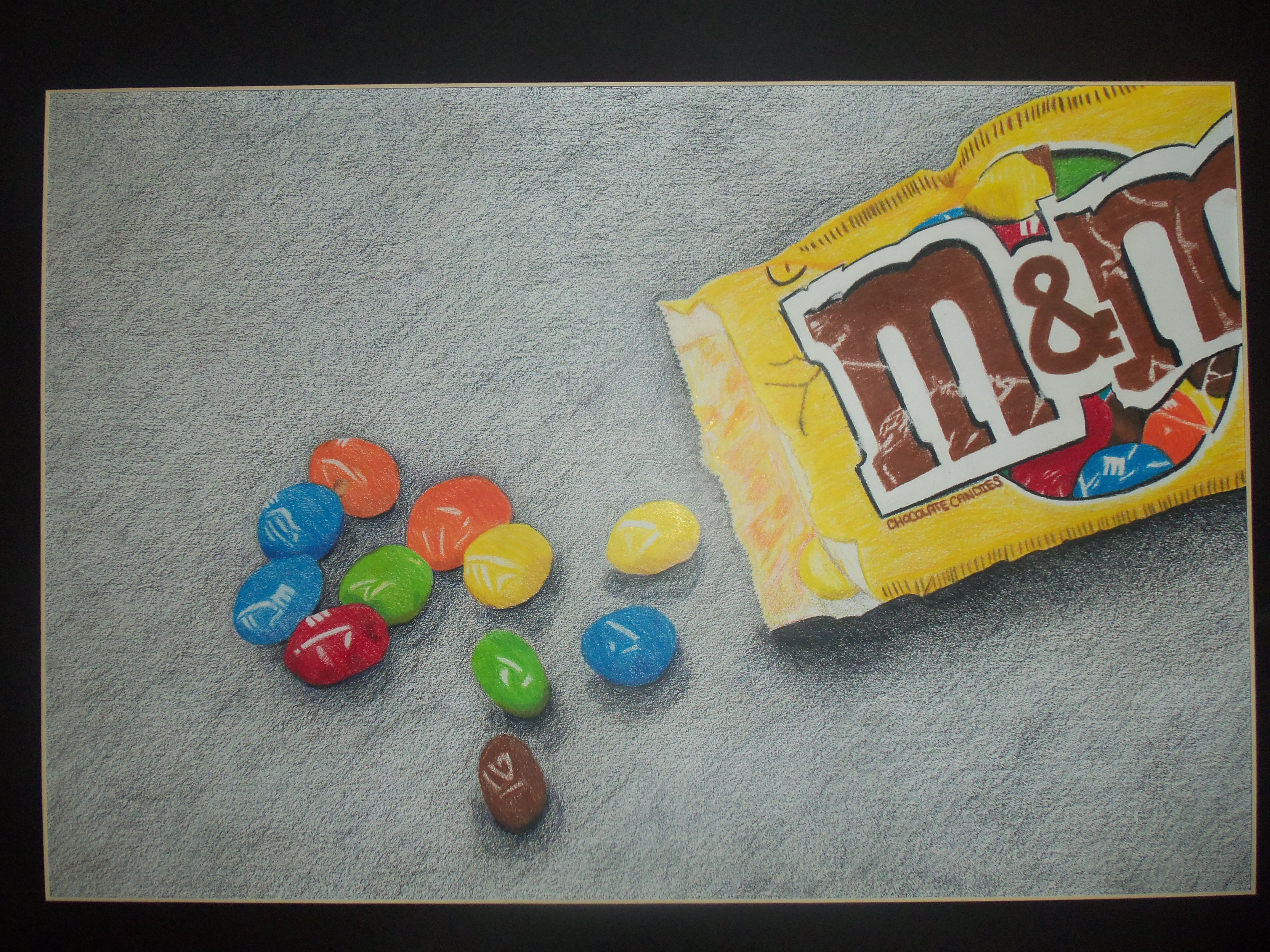 4288x3216 Colored Pencil Drawing My Creationsinspirations