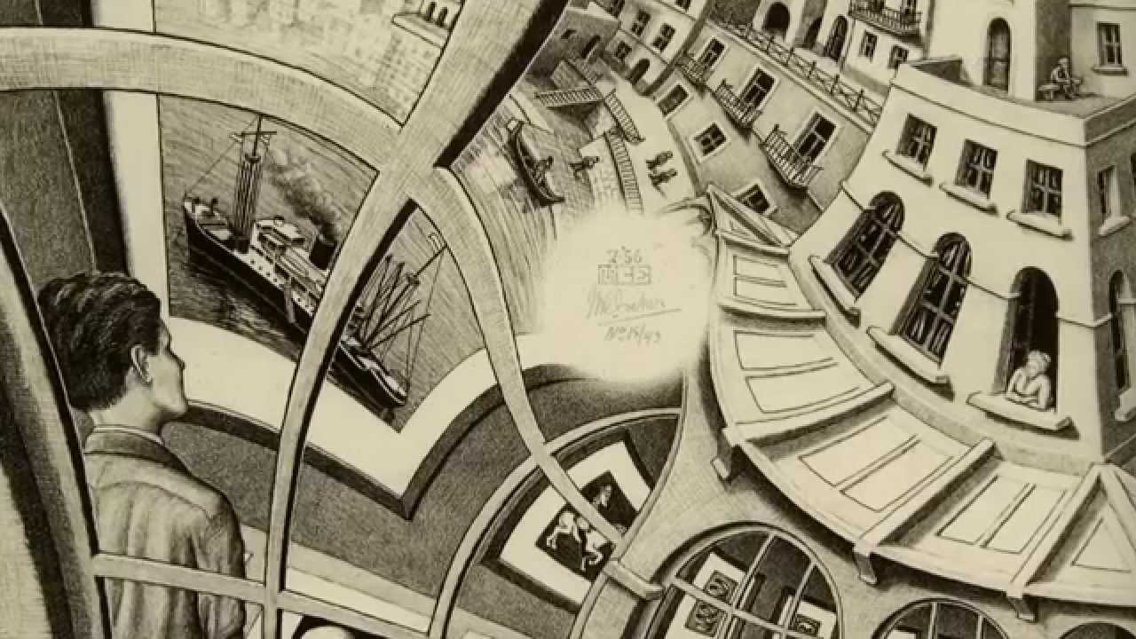 1280x720 22 The Art Of The Impossible Mc Escher And Me