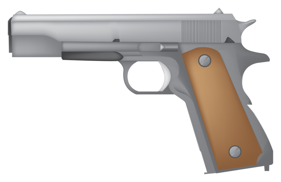 900x585 M1911 By Mad Fool