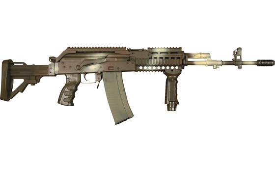 560x350 Updated The Assault Rifles Of The Near Future 21st Century