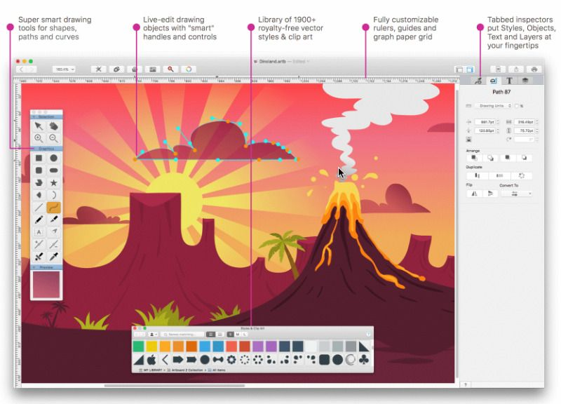 800x576 5 Simple Drawing Applications For Mac