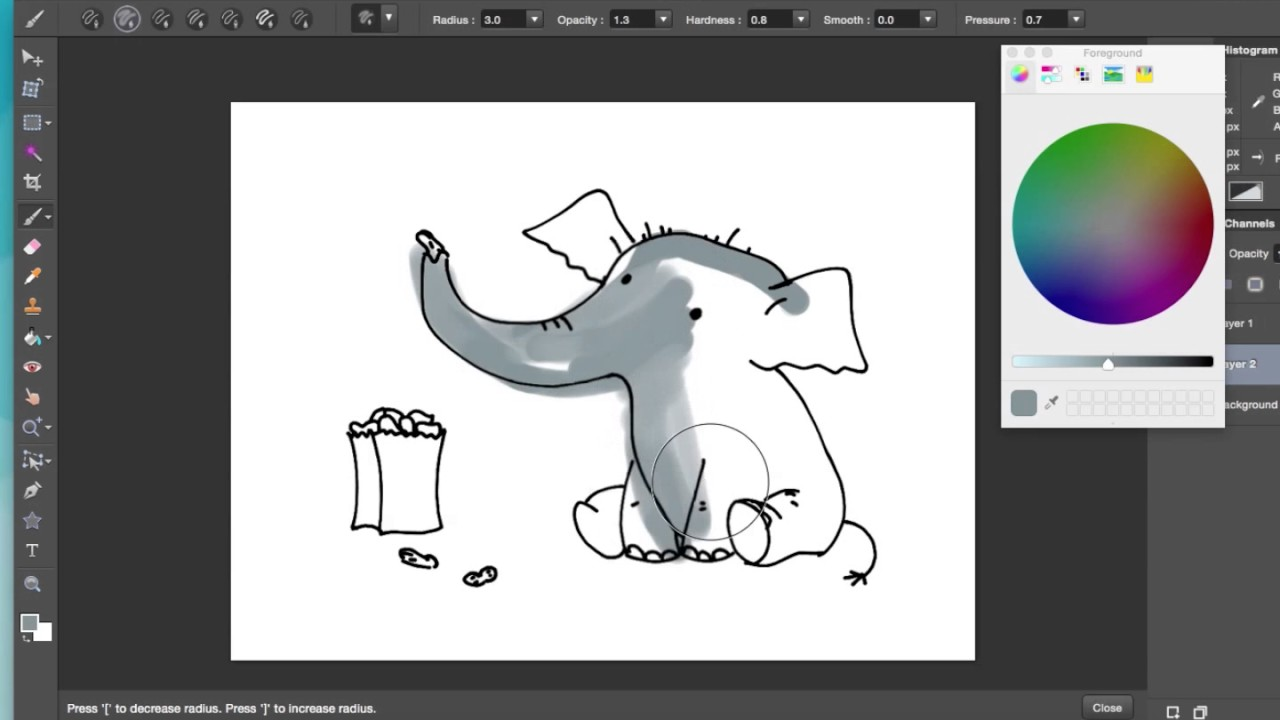 1280x720 Paint For Mac Video Reviews Tutorials Of How To Sketch, Draw