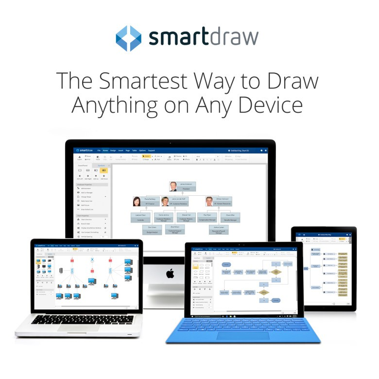 780x780 Smartdraw Cloud Is Smart Drawing Software For Mac