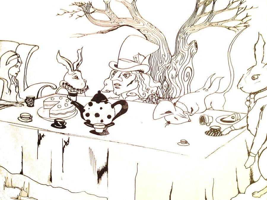 900x675 Alice In Wonderland