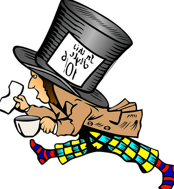 561x609 Mad Hatter, Sketch, Cartoon, Animation, Drawing, Caricature