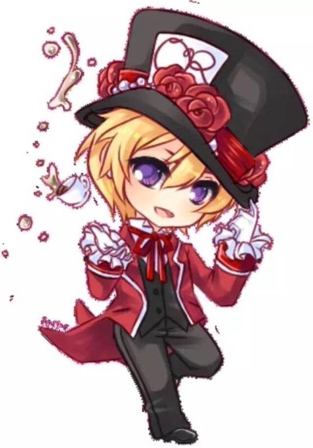 640x915 Tamaki As The Hatter Random But Necessary High