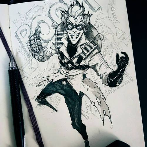 500x500 Mad Scientist Junkrat Tumblr
