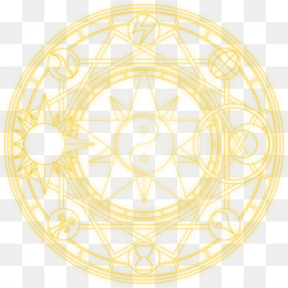 260x260 Free Download Magic Circle Drawing