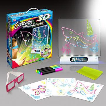 360x360 Hong Kong Sar 3d Magic Drawing Board From Trading Company Cheer