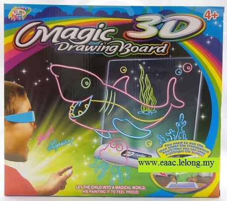 460x407 Magic 3d Drawing Board