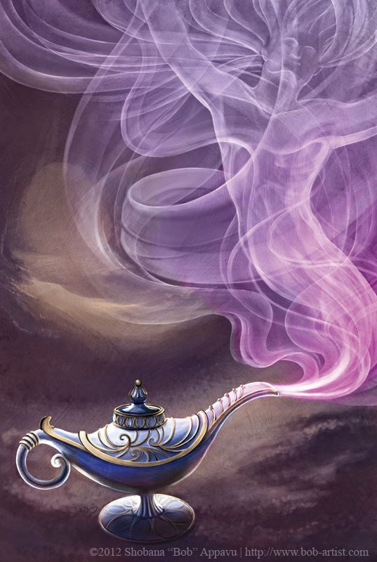 537x800 Genie Lamp. What If You Found Your Own Magic Lamp What Would You