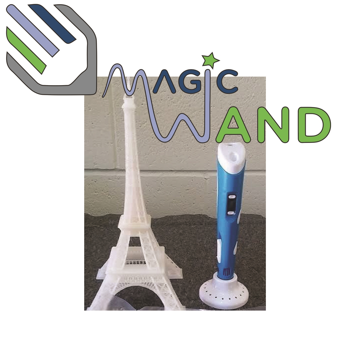 1169x1200 Magicwand 3d Pen For 3d Art And Drawing