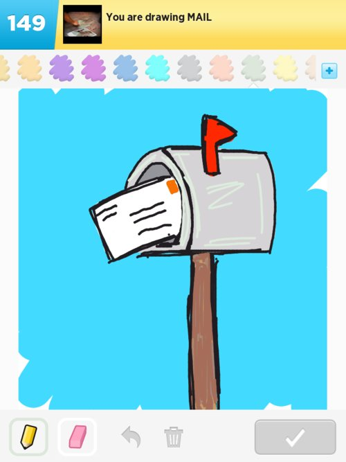 500x667 Mail Drawings