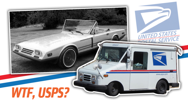 800x449 I Can'T Believe There Was Almost A Mail Truck Based Sports Car