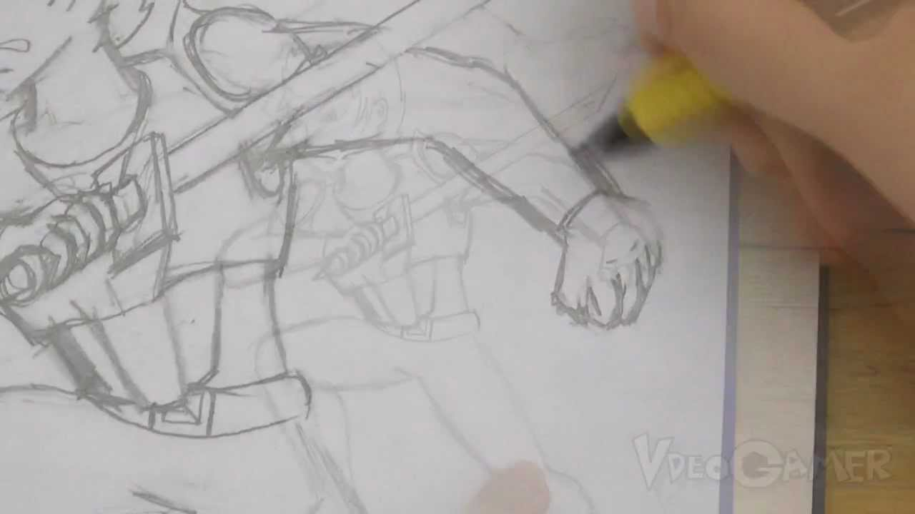 1280x720 How To Sketch Your Own Character