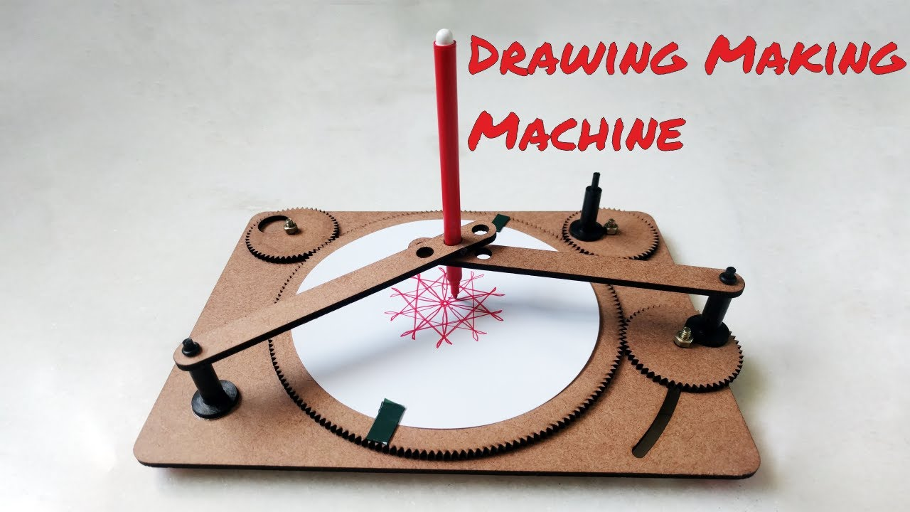 1280x720 Make Your Own Drawing Making Machine