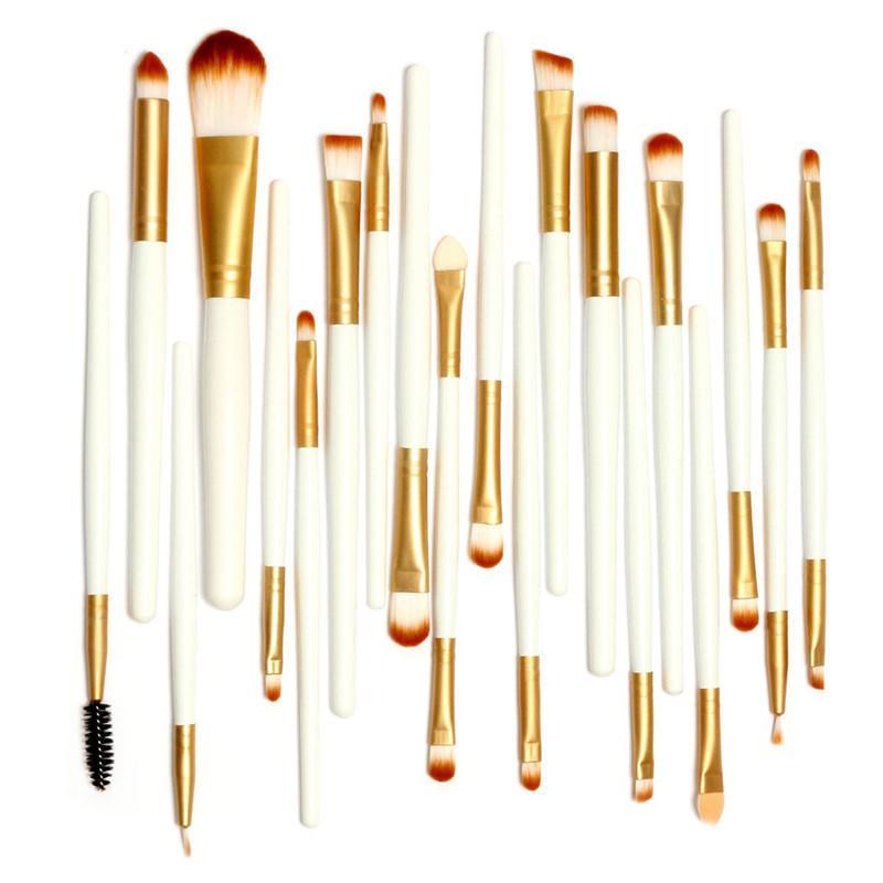 800x800 20pcs Makeup Brushes Set Tool With Drawing Bag Nakehouse