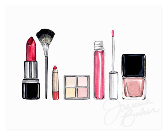 700x560 Makeup Art Print Makeup Art, Artist And Printing