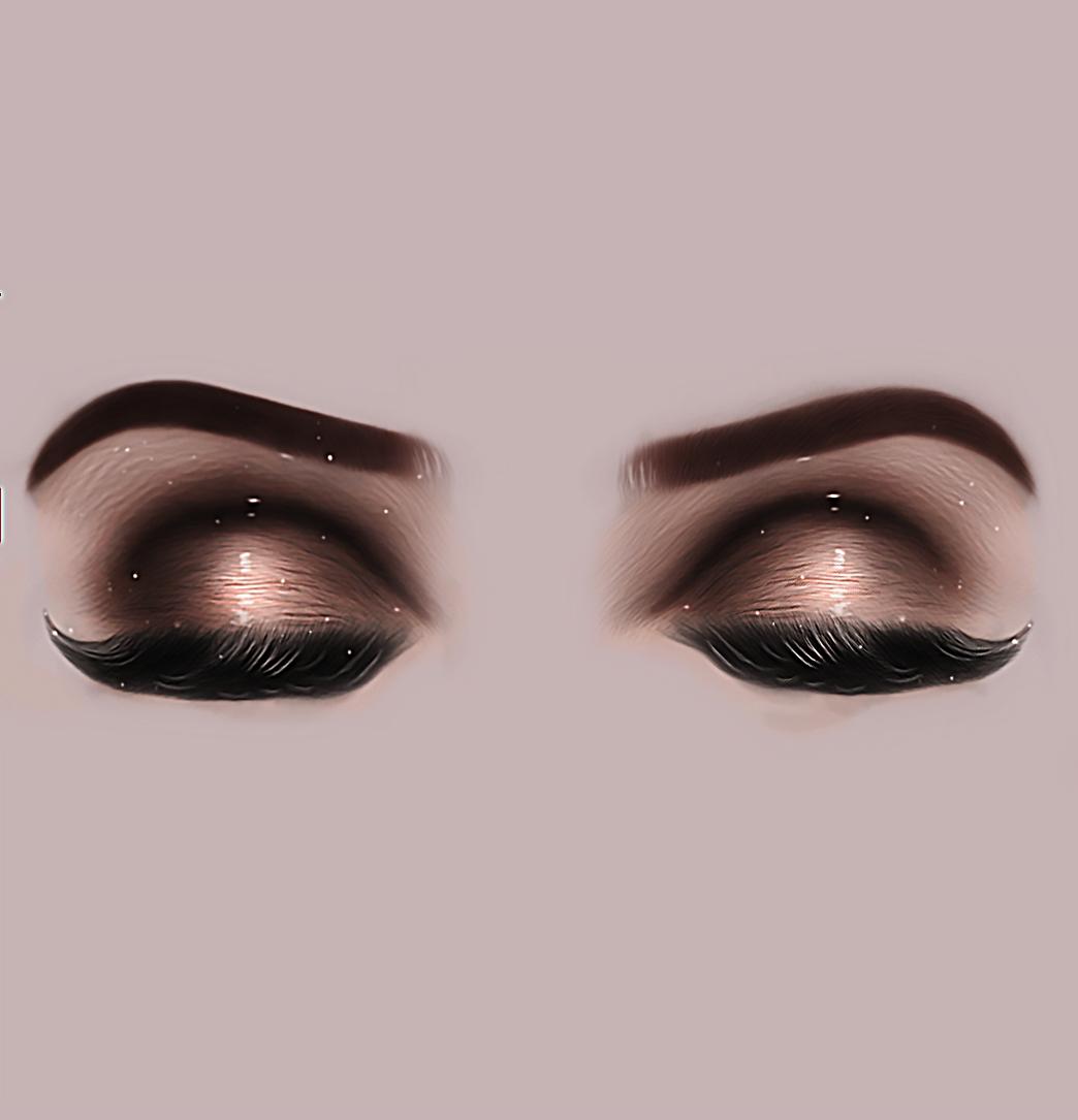 Makeup Eye Drawing at GetDrawings.com