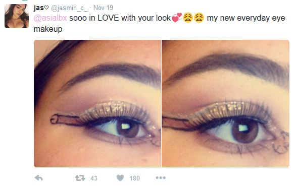 584x369 Women Are Drawing Penises On Their Faces In New Makeup Trend