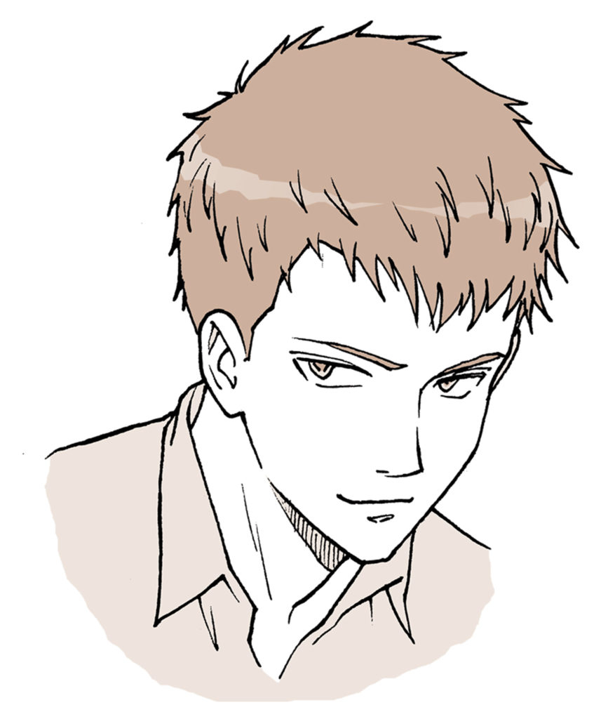 867x1024 Drawing Male Anime Drawing Anime Hair For Male And Female