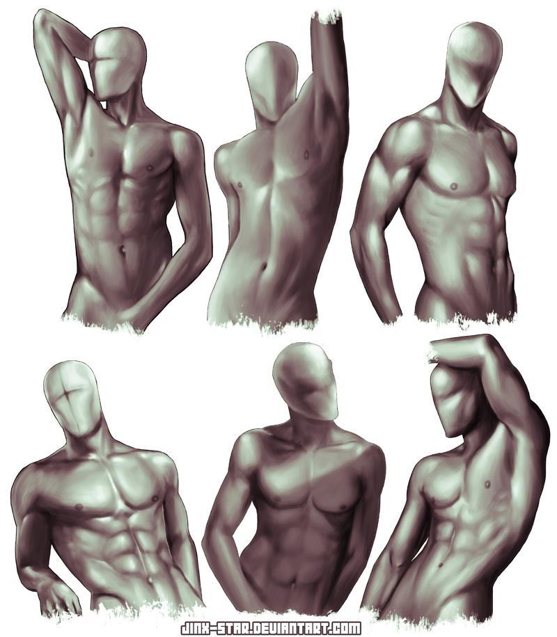 800x916 Male Body Study Sexual Offendermen + By Jinx Star