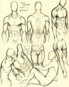 236x294 Male Pose Reference