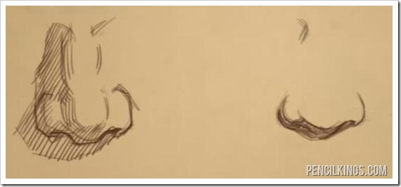 570x266 Get Ahead With This Nose Drawing Tutorial