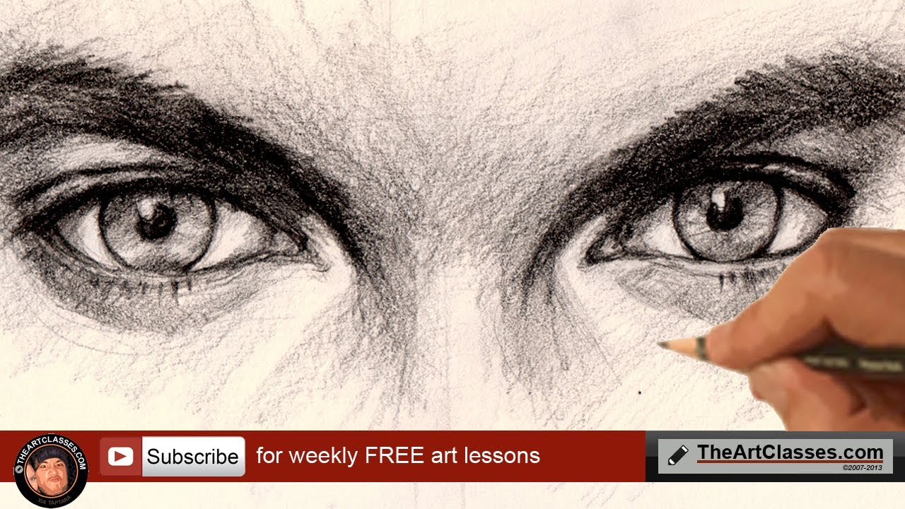 1280x720 How To Draw Eyes