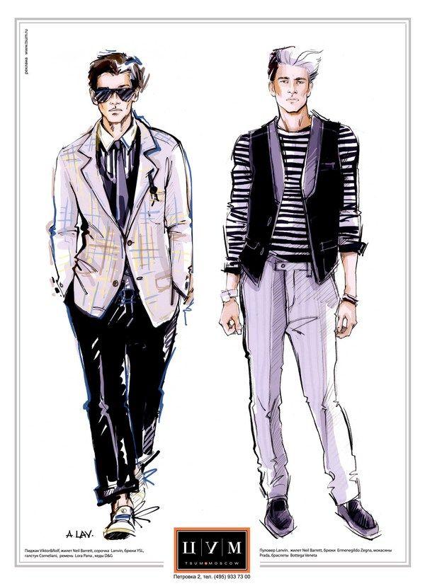 600x828 81 Best Men Fashion Sketching Images On Fashion