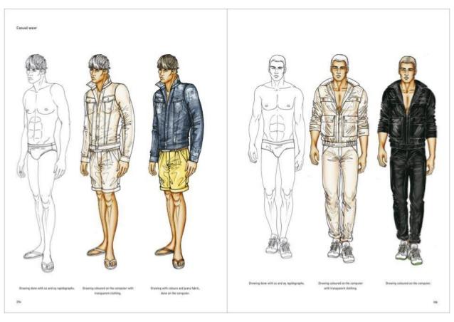 638x452 Figure Drawing For Men Fashion
