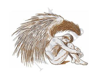 340x270 Guardian Angel Male Etsy