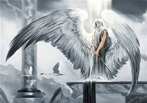 300x210 Male Guardian Angels With Wings