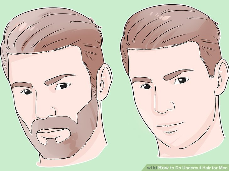 728x546 How To Do Undercut Hair For Men (With Pictures)